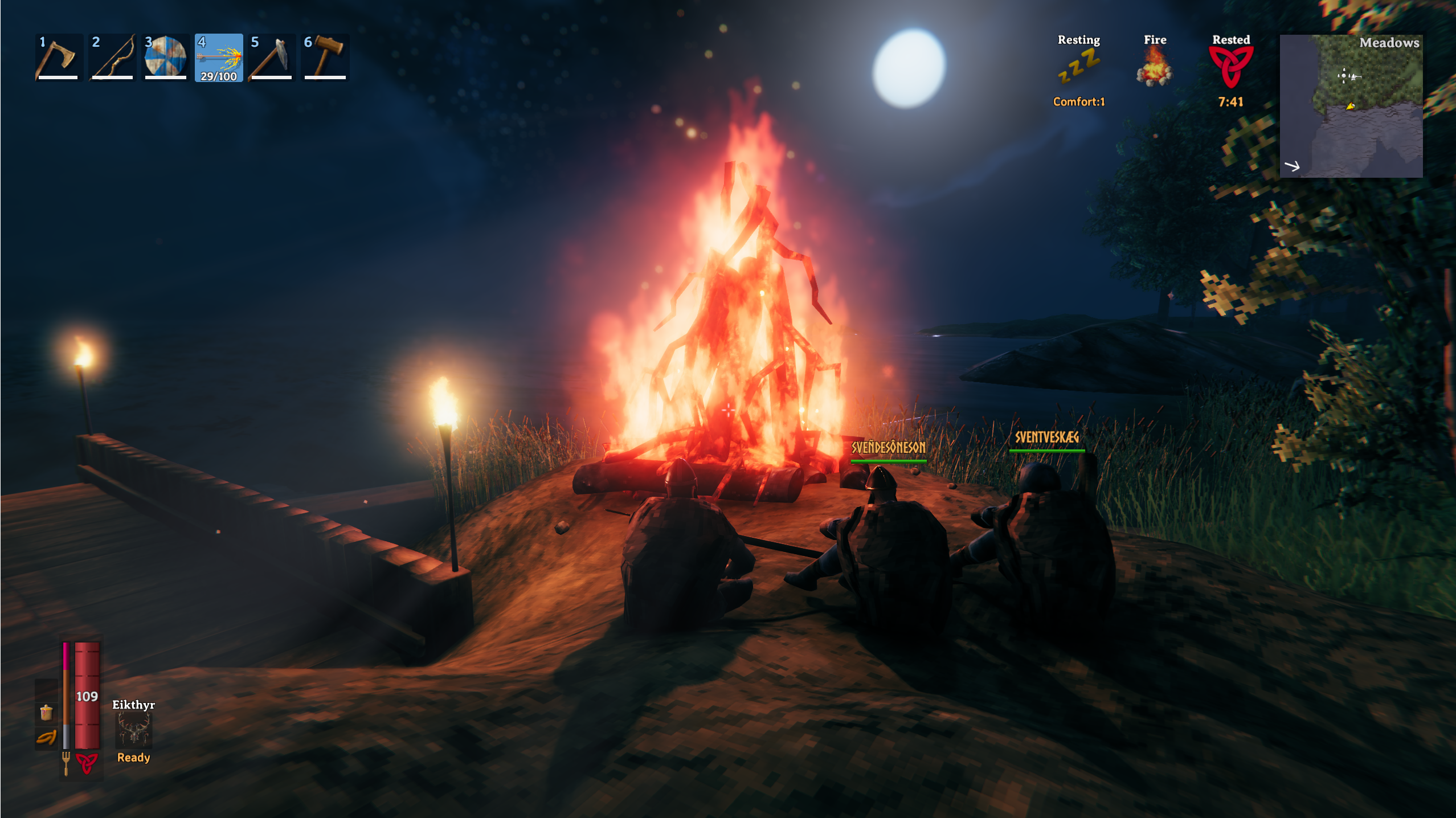 why valheim, Why the design of Valheim lets players be excellent to each other, Digital Devotion Games