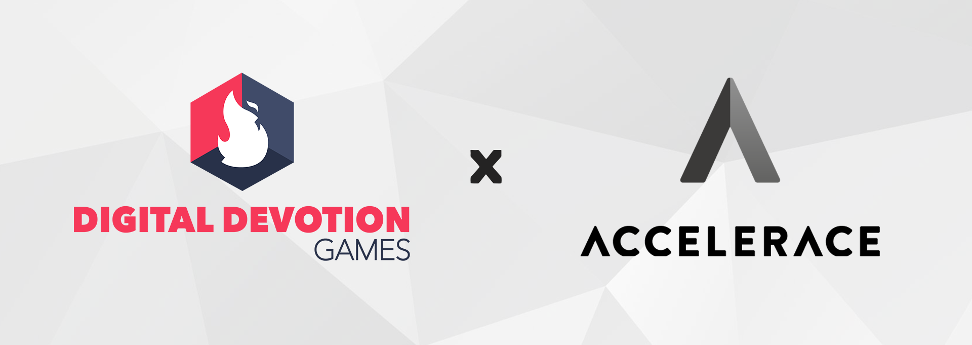 partnership with accelerace, Digital Devotion Games announces partnership with Accelerace, Digital Devotion Games